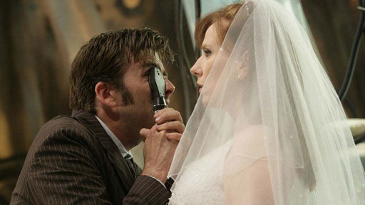Doctor Who - The Runaway Bride extra