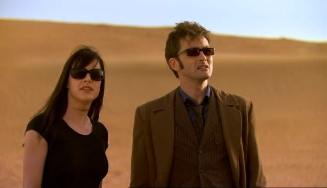 Doctor Who - Planet of the Dead extra