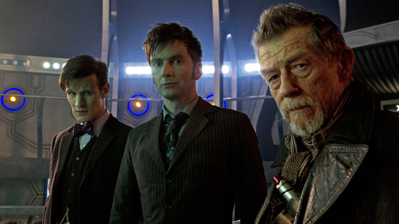 Doctor Who - The Day of the Doctor extra