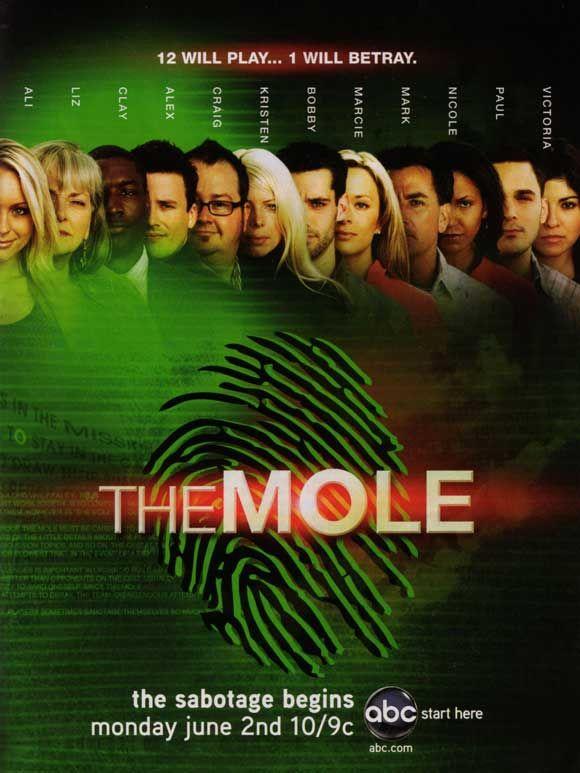 The Mole (US) Logo