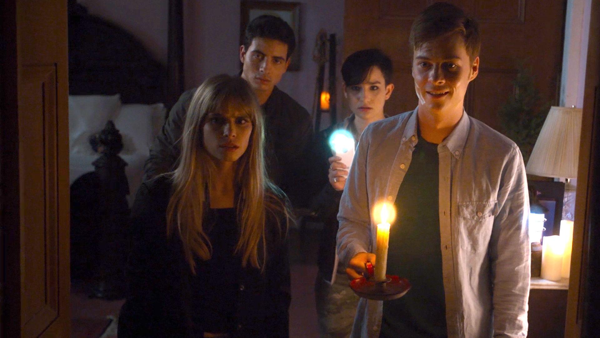 Scream: The TV Series - Halloween Special extra