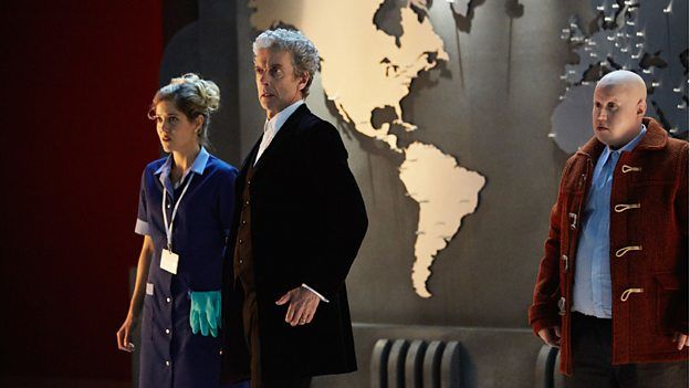 Doctor Who - The Return of Doctor Mysterio extra