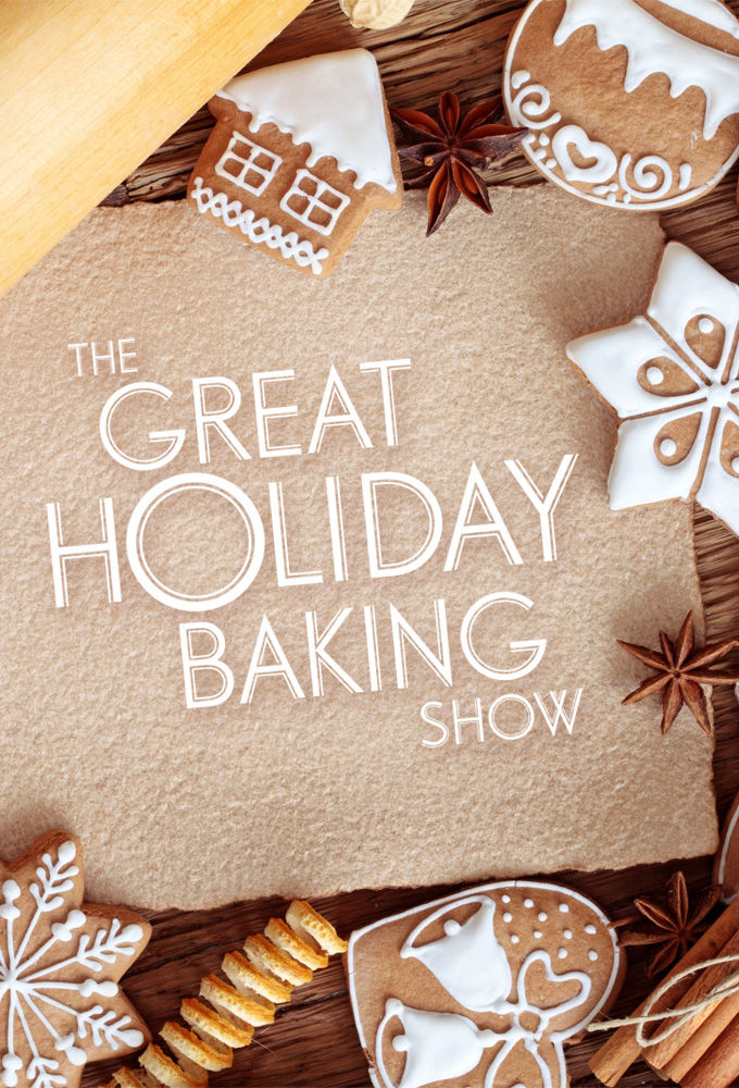 The Great American Baking Show Logo