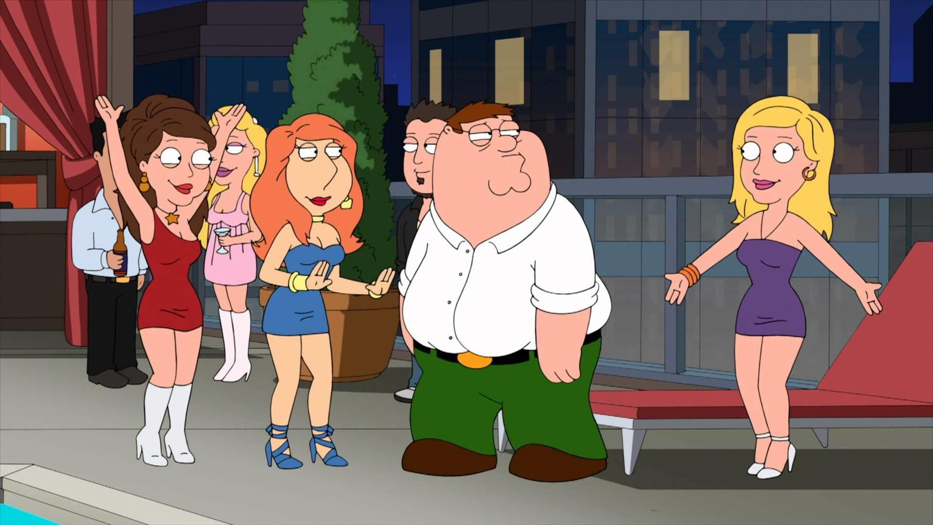 Free Family Guy Hentai Pics