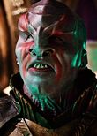 Klingon Commanding Officer Kol