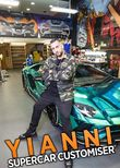 Yianni: Supercar Customiser