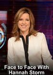 Face to Face with Hannah Storm