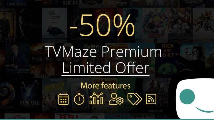 Year 6 anniversary: Black Friday & Cyber Monday 50% off on tv tracking tools